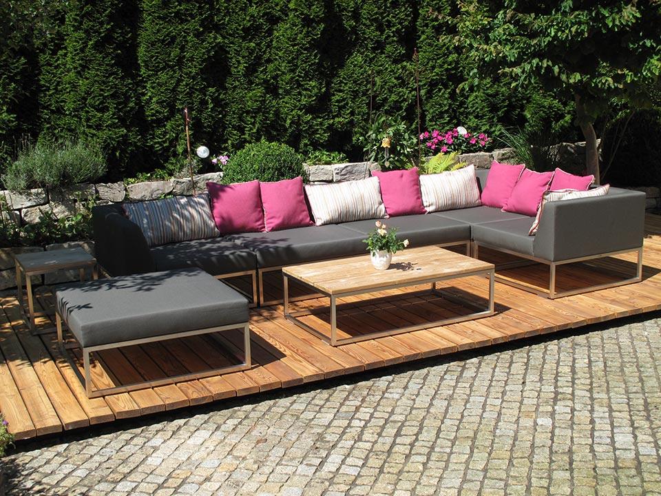 impressionen gartenm bel my blog. Black Bedroom Furniture Sets. Home Design Ideas