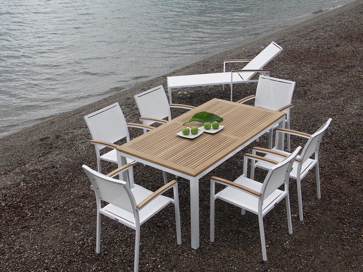 aluminium m bel. Black Bedroom Furniture Sets. Home Design Ideas